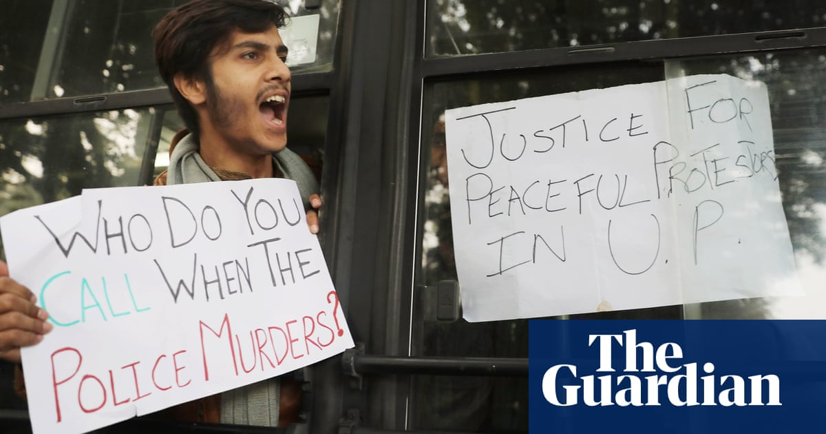India's police stations are human rights threat, says chief justice