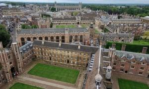 University of Cambridge buildings