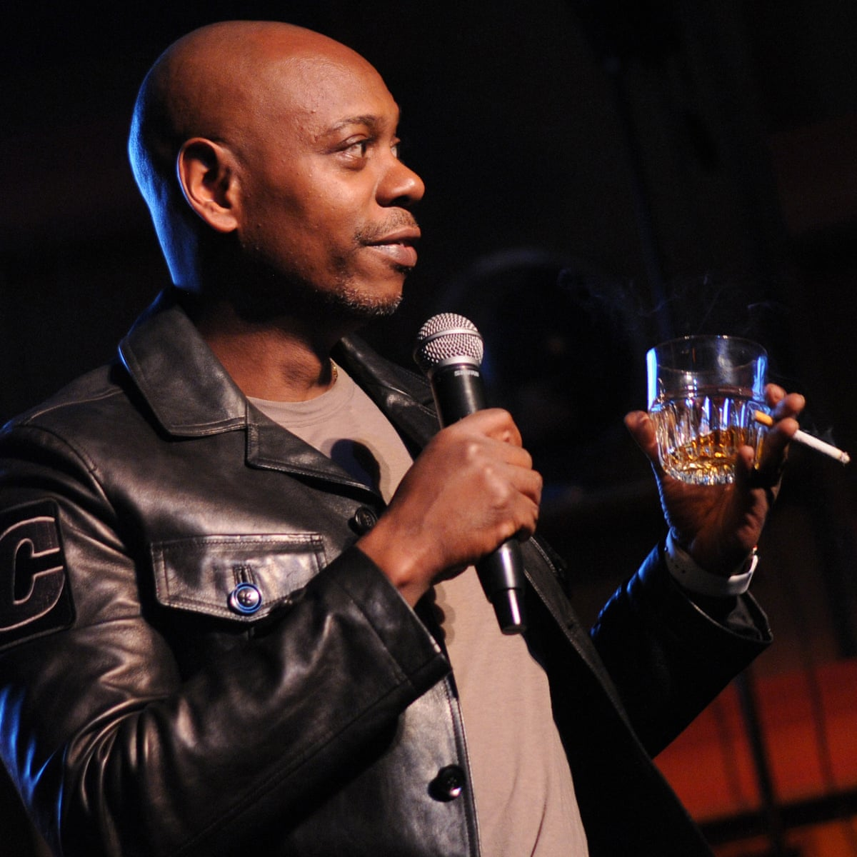 dave chappelle addresses george floyd killing in netflix special comedy the guardian dave chappelle addresses george floyd
