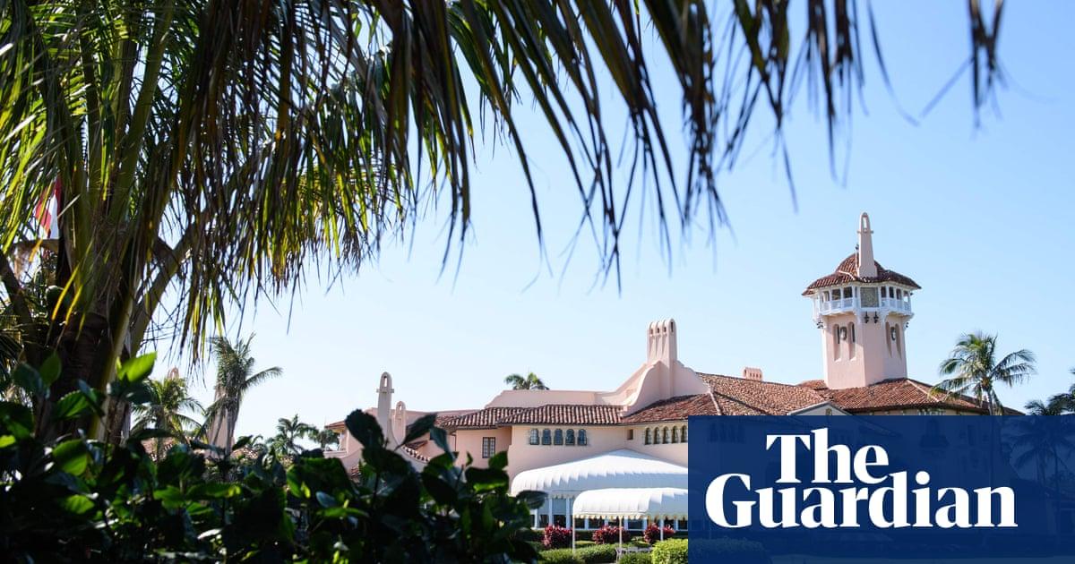 Trump bills Secret Service $40,000 at Mar-a-Lago since leaving office