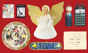 Hello fairy! … tree-topper Dolly Parton amid our pick of what to give this Christmas.