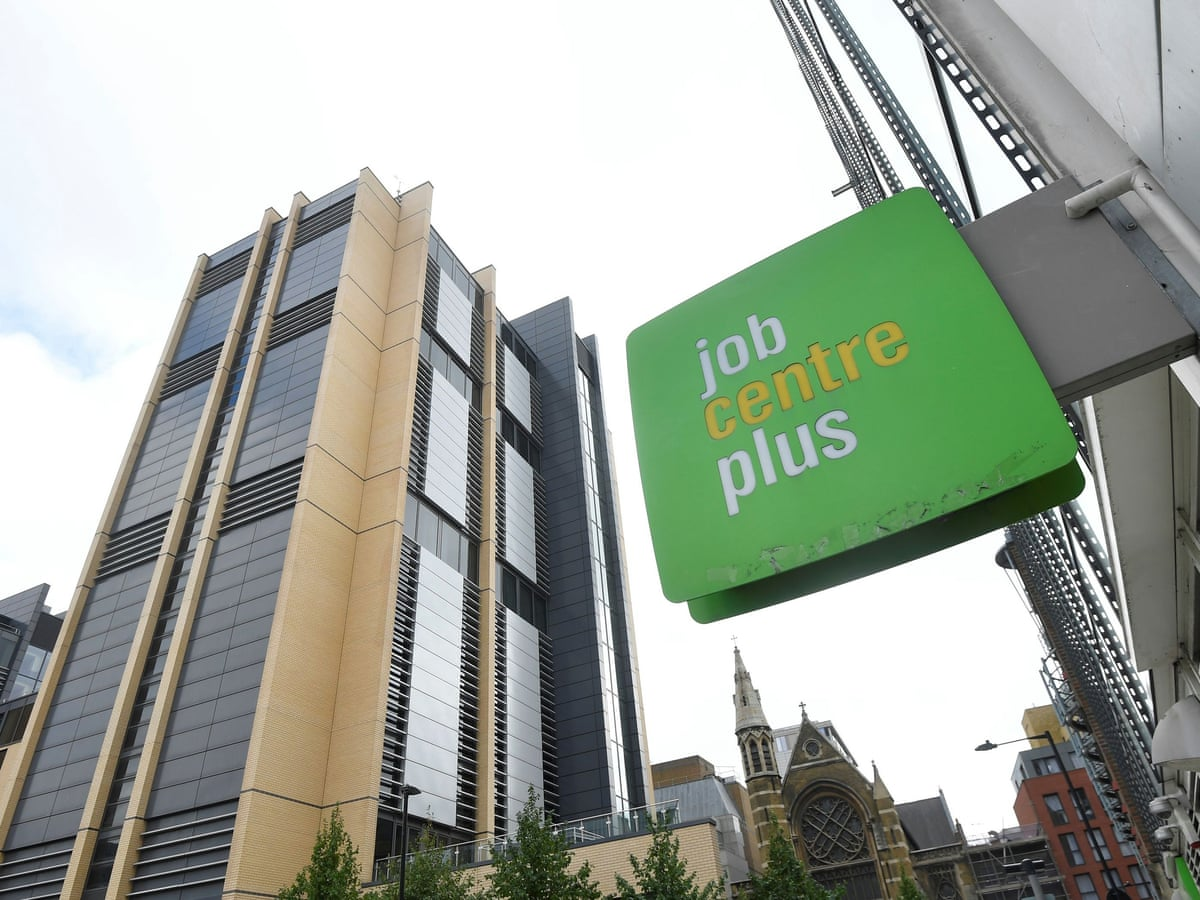 Covid Job Losses Hitting Young People Hardest In Uk Study Finds Business The Guardian
