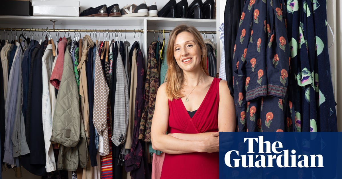 'I felt nauseous in Topshop': why a fashion editor gave up buying new clothes