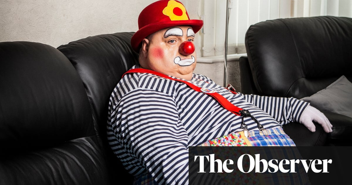 Having a laugh: is this the end for clowning?