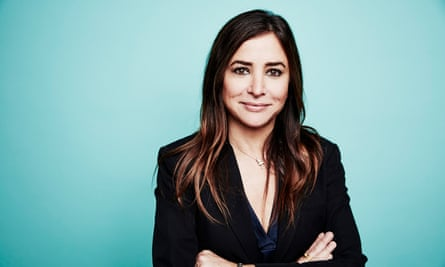 bawdy, blunt and infuriated by the modern world, not to mention very funny … Pamela Adlon.