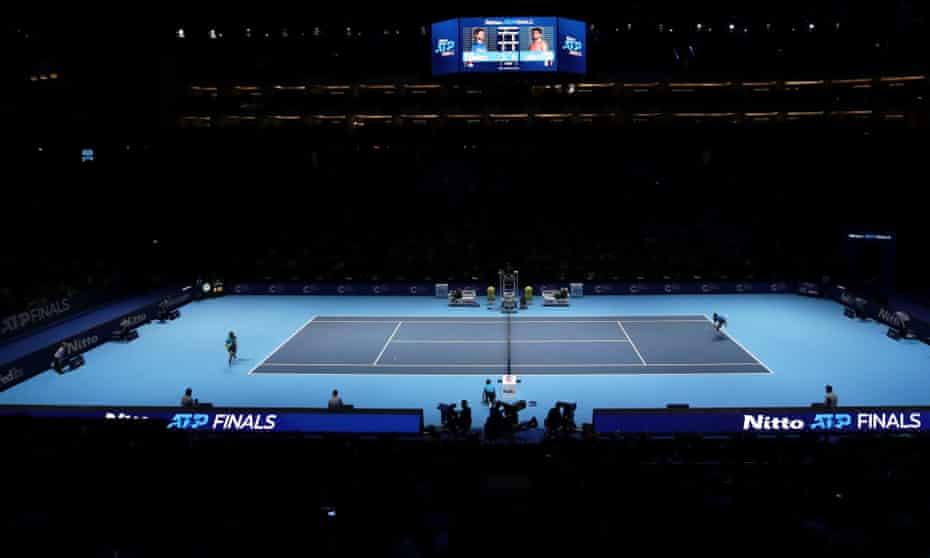 Novak Djokovic said he knew that Matteo Berrettini 'would be nervous at the beginning.'
