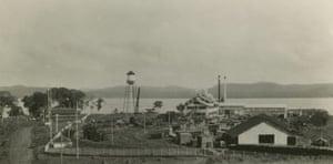 Sawmill and Power House at Fordlandia