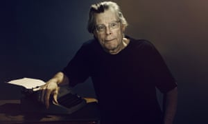 The writer Stephen King