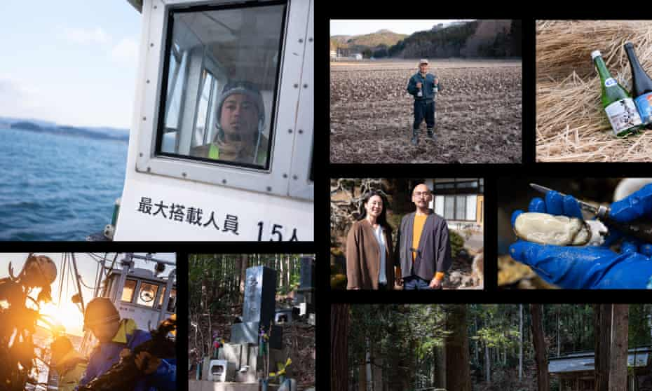 As Japan prepares to mark the 10th anniversary of the triple disaster, people from three communities spoke to the Guardian about the events of that day, what has changed since, and their hopes for the future.