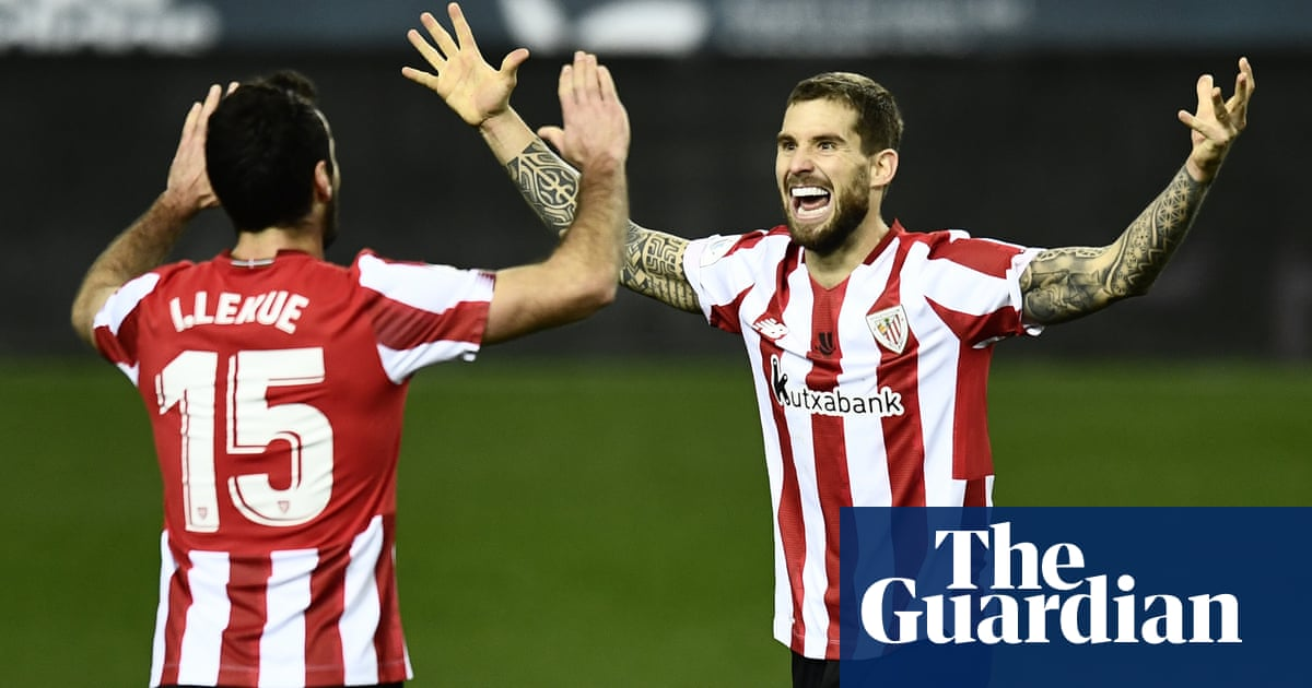 Athletic Bilbao sink Real Madrid in Super Cup to rule out clásico final