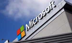 Microsoft is among US tech companies with a presence in Ireland.