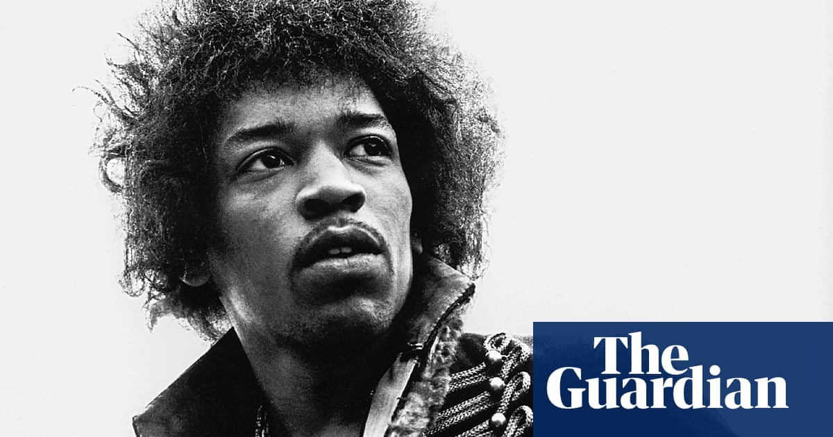 Jimi Hendrix 10 Of The Best Music The Guardian