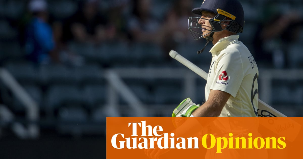 Chucking Jos Buttler from England's Test side would be hasty and foolish | Jonathan Liew