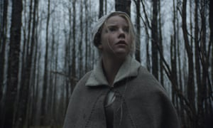 Thomasin, 'in whose coming-of-age transformation the heart of the narrative resides' : Anya Taylor-Joy in The Witch