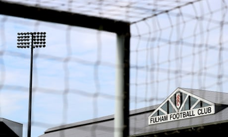 Fulham v Derby County: Championship play-off semi-final – live!