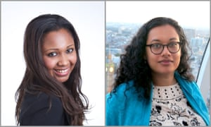 Images of June Angelides and Amali de Alwis