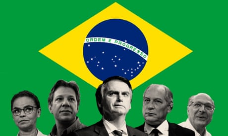Brazil's election explained: the top candidates, key issues and stakes