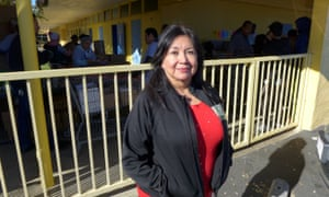 Gloria Hernandez-Goff thinks the systemic problems – housing shortages, wage stagnation, inequality – are beyond her.