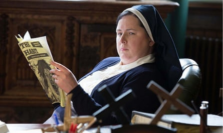 Sister Michael from Derry Girls