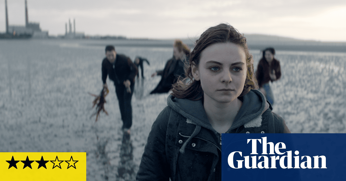 I Never Cry review – endearingly spiky girl's odyssey from Poland to Ireland, and back again