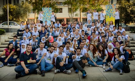 Startup Weekend Youth Damascus