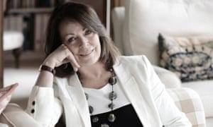 Greatest living novelist … Rose Tremain.
