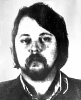 Wilfried Böse, German hijacker of Air France flight 139 in July 1976
