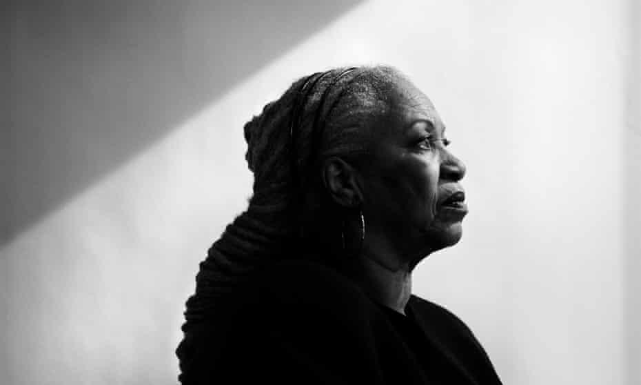 Toni Morrison in 2008.