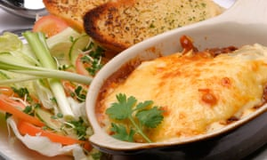 The inclusion of pork in a dish labelled as beef lasagne risks offending those who do not eat it for religious reasons.