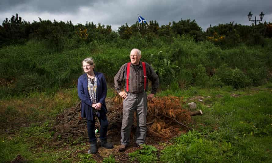 John and Susie Munro
