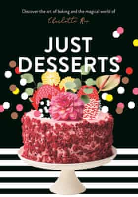 Cover of Charlotte Ree's Just Desserts cover