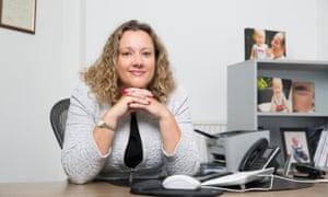 Karen Holden, founder of A City Law Firm.