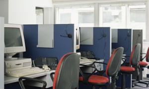General Dynamics operated several call centers across the US under federal contracts.