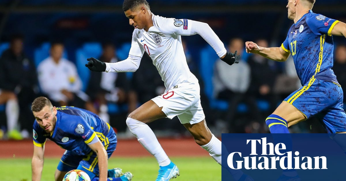 England's Marcus Rashford back in the goal groove after confidence takes a hit