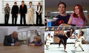 One more time with feeling: The Usual Suspects, Spiderman, Dragon Lord and The Shining