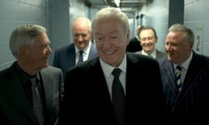 Michael Caine in The King of Thieves