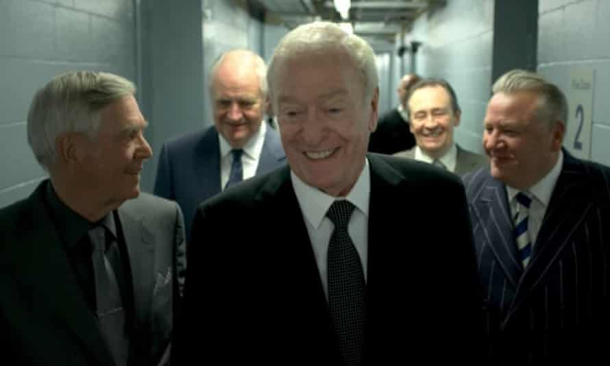 Hatton Garden Job V King Of Thieves Which Trailer Steals The Swag Crime Films The Guardian