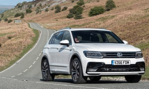 The long and winding road: VW's new Tiguan