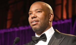 Ta-Nehisi Coates accepts his prize.