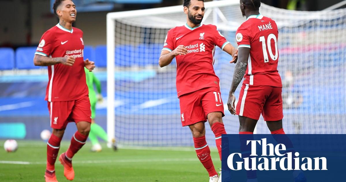 Liverpools peerless front three strike familiar tone to overwhelm Chelsea | Barney Ronay
