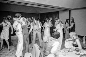 Fraternity Dance, Arizona State University, Tempe, 1979.
