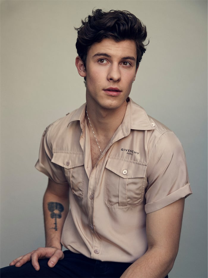 Shawn Mendes: 'I'm 20  I want to have fun' | Global | The Guardian