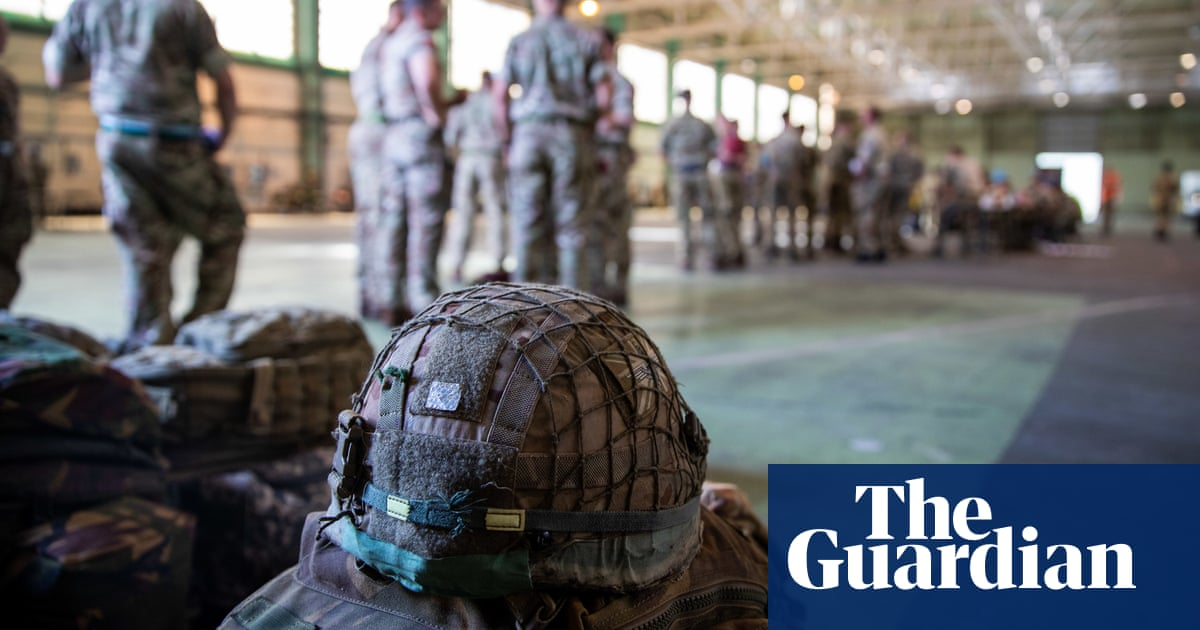 US troops start to arrive for Afghanistan evacuation as Taliban close in on Kabul