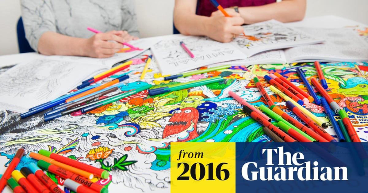 Wh Smith Sales Boosted By Extreme Dot To Dot And Colouring In Craze
