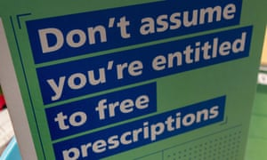 Warning signs in a pharmacy … but problems arose online
