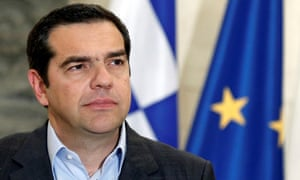 Greek Prime Minister Alexis Tsipras has been the focus of much support from US ambassador to Athens, Geoffrey Pyatt.