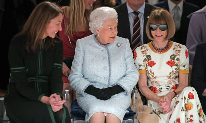 d8fd5d5dcb3bf Anna Wintour: a rare face-to-face with the most important woman in fashion  | Fashion | The Guardian