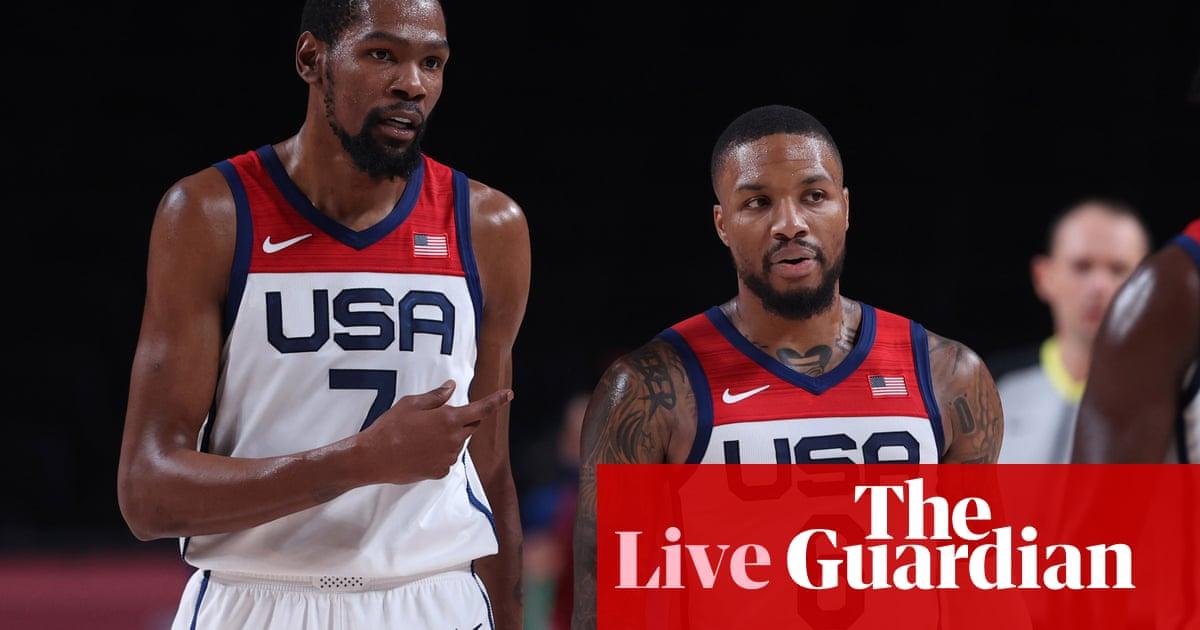 Tokyo 2020 Olympics men's basketball final: USA v France – live!