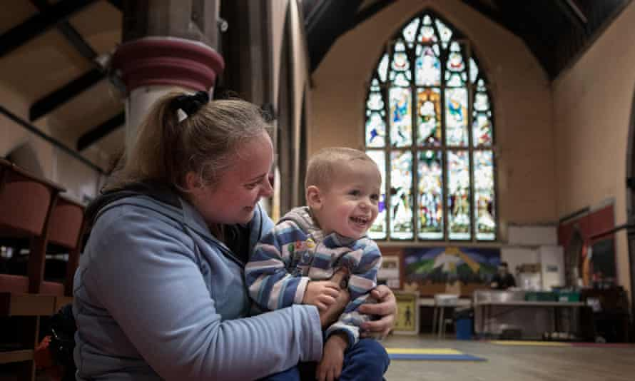 The Church of England hosts 4,000 mother-and-toddler groups.