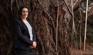 Climate Scientist Dr Joelle Gergis from the Australian National University's Fenner School of Environment and Society.